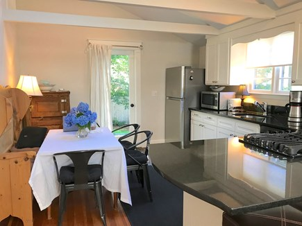 Vineyard Haven Martha's Vineyard vacation rental - Cozy-Comfy Kitchen and Dining Area
