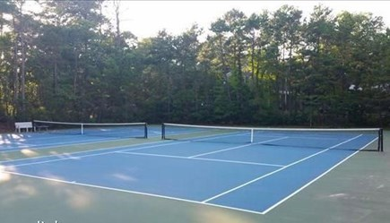 Vineyard Haven Martha's Vineyard vacation rental - Sign up for Neighborhood Tennis!