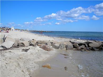 Oak Bluffs Martha's Vineyard vacation rental - Oak Bluffs Beaches - just a 2 minute walk away!