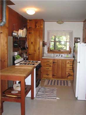 Oak Bluffs Martha's Vineyard vacation rental - Kitchen has everything you need for great family dinners.