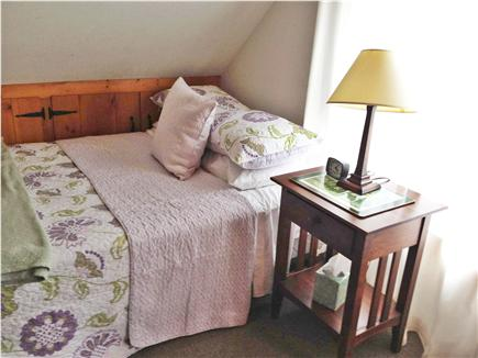 Oak Bluffs Martha's Vineyard vacation rental - Full bed in small upstairs Bedroom
