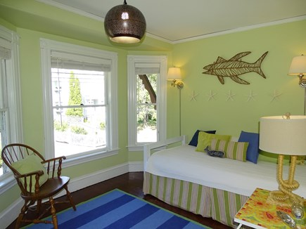 Vineyard Haven Martha's Vineyard vacation rental - Single bedroom with additional trundle bed