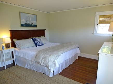 Vineyard Haven Martha's Vineyard vacation rental - Third king bedroom upstairs