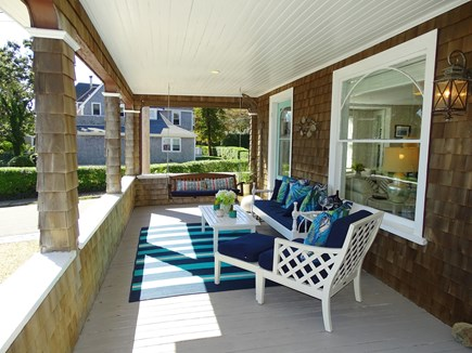 Vineyard Haven Martha's Vineyard vacation rental - Our favorite place to enjoy a glass of wine, look at the water