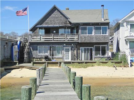 Oak Bluffs Martha's Vineyard vacation rental - Three bedroom Oak Bluffs rental on the water