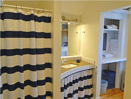 Oak Bluffs Martha's Vineyard vacation rental - Full bathroom adjacent to laundry