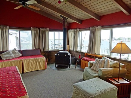 "Oak Bluffs Martha's Vineyard vacation rental - ""Best room in the house"" – comfortable w/ amazing views!"