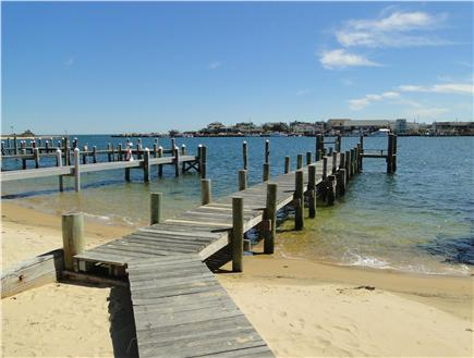 Oak Bluffs Martha's Vineyard vacation rental - Sandy beach and dock available to guests