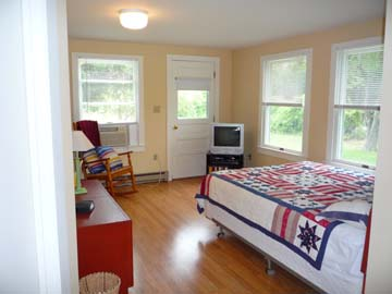 Edgartown Martha's Vineyard vacation rental - Master Bedroom Suite