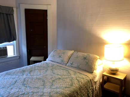 Vineyard Haven Martha's Vineyard vacation rental - Full bedroom overlooking back yard