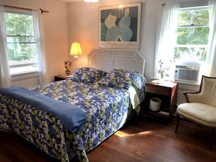 Vineyard Haven Martha's Vineyard vacation rental - Master Queen Bedroom