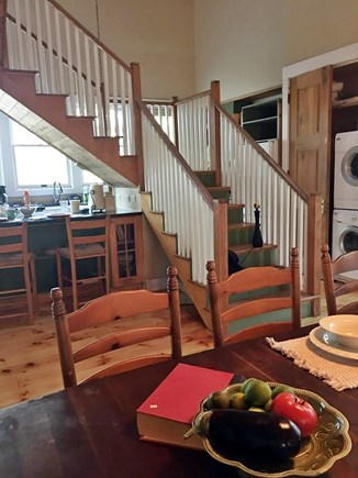 Edgartown Martha's Vineyard vacation rental - The shaker stair.
