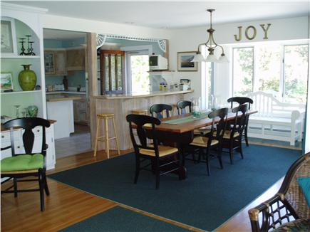 Katama - Edgartown, Edgartown/Katama Martha's Vineyard vacation rental - Great Room,  Living-Dining-Kitchen