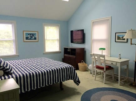 Edgartown Martha's Vineyard vacation rental - Our large and airy master bedroom