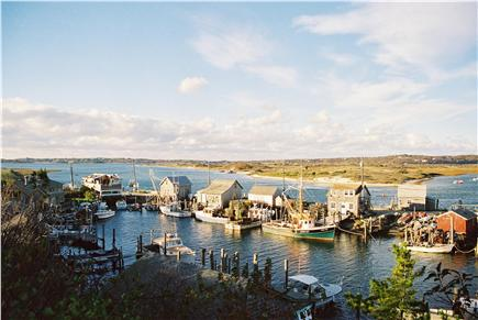 Menemsha (Chilmark) Martha's Vineyard vacation rental - Upper Harbor - short walk from the house