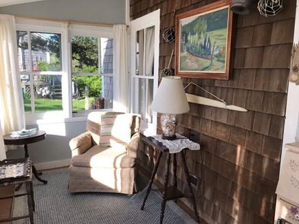 Menemsha (Chilmark) Martha's Vineyard vacation rental - Front Porch