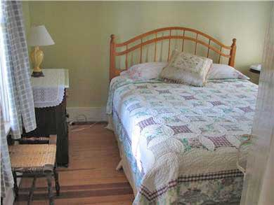 Menemsha (Chilmark) Martha's Vineyard vacation rental - Downstairs Bedroom