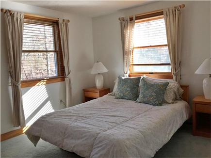 Chilmark Martha's Vineyard vacation rental - Bedroom #2 with queen bed upstairs
