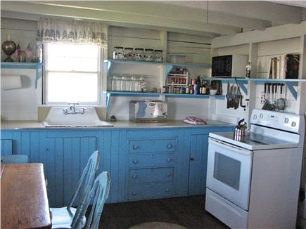 Menemsha (Chilmark) Martha's Vineyard vacation rental - Kitchen