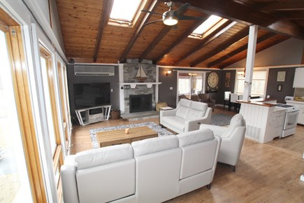 Oak Bluffs Martha's Vineyard vacation rental - Large, bright living area