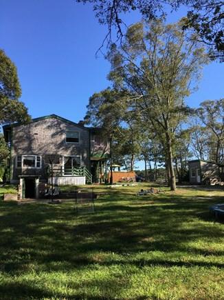 Oak Bluffs Martha's Vineyard vacation rental - View from the back yard