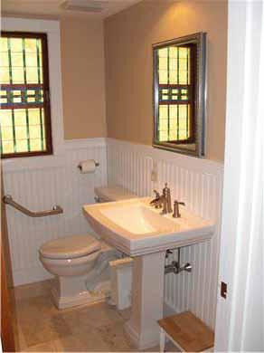 Oak Bluffs Martha's Vineyard vacation rental - Newly renovated bathroom