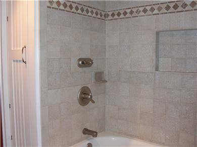 Oak Bluffs Martha's Vineyard vacation rental - Jetted shower