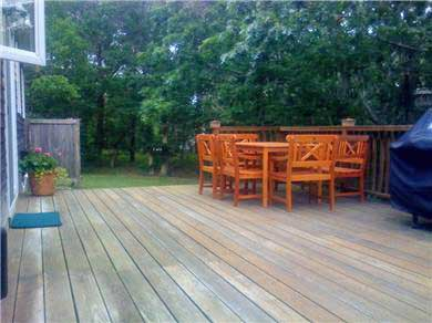 Edgartown Martha's Vineyard vacation rental - Edgartown Vacation Rental ID 17438