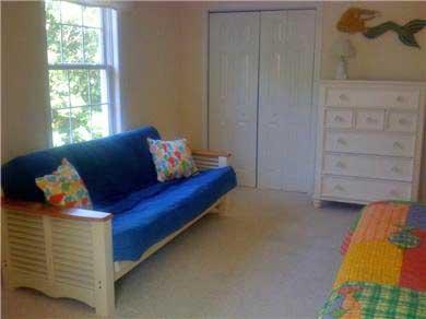 Edgartown Martha's Vineyard vacation rental - Multicolored Bedroom 2nd floor
