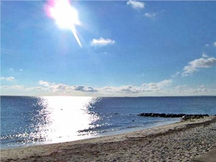 Oak Bluffs Martha's Vineyard vacation rental - Enjoy State Beach in Oak Bluffs, 6 minutes away
