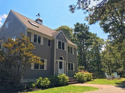 Oak Bluffs Martha's Vineyard vacation rental - Three story home on large lot, sits back from road