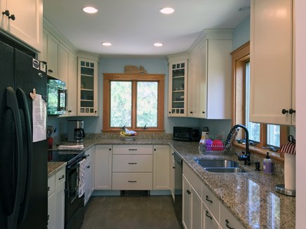 Oak Bluffs Martha's Vineyard vacation rental - Fully equipped kitchen with all new appliances