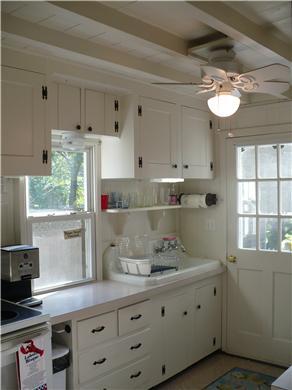 Oak Bluffs Martha's Vineyard vacation rental - Galley Kitchen with Everything at Hand