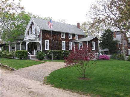 Oak Bluffs Martha's Vineyard vacation rental - A true Vineyard cottage