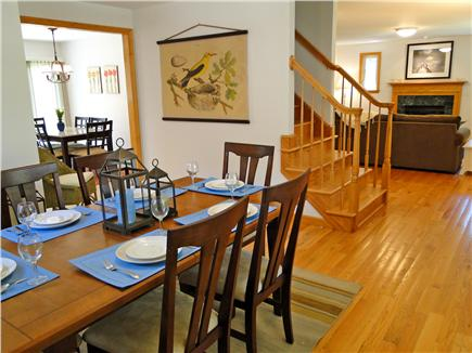 Edgartown Martha's Vineyard vacation rental - Open floor plan with hardwood floors throughout