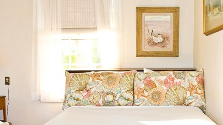 Edgartown Martha's Vineyard vacation rental - Joanna Pease Room - Bedroom 11 - ensuite bath w/ zero curb shower