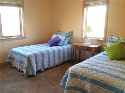 West Tisbury, Deep Bottom Pond Martha's Vineyard vacation rental - Twin Bedroom #2