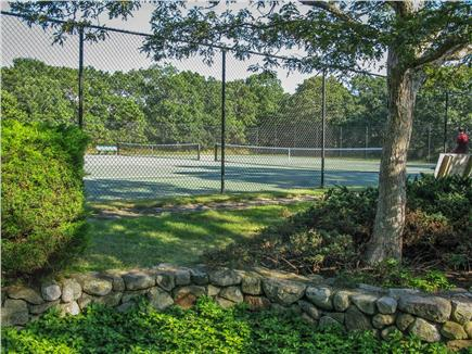 West Tisbury, Deep Bottom Pond Martha's Vineyard vacation rental - Association Tennis Courts