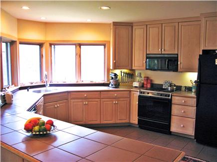 West Tisbury, Deep Bottom Pond Martha's Vineyard vacation rental - Kitchen