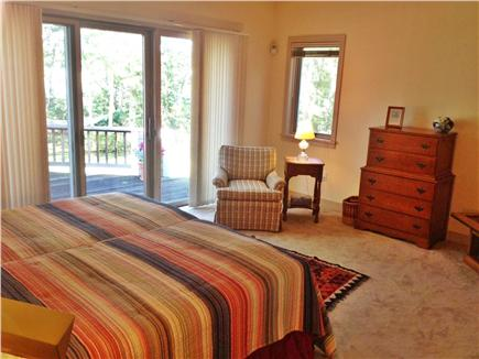 West Tisbury, Deep Bottom Pond Martha's Vineyard vacation rental - First Floor Bedroom