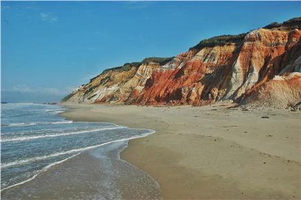 Aquinnah Martha's Vineyard vacation rental - The Beach