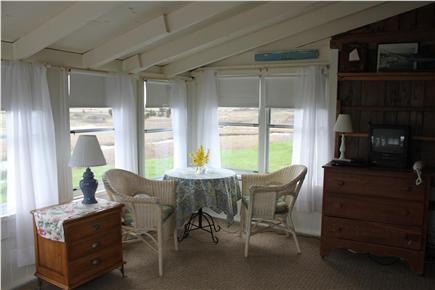 Menemsha (Chilmark) Martha's Vineyard vacation rental - Living Room