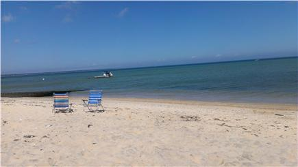 Edgartown Martha's Vineyard vacation rental - Private beach < 1/2 mile from the house is for your use only