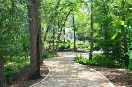 West Tisbury Martha's Vineyard vacation rental - Enjoy the privacy of 4 wooded acres