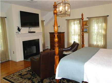 West Tisbury Martha's Vineyard vacation rental - This king bed Master Suite provides true luxury