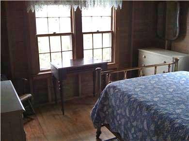 Chappaquiddick Martha's Vineyard vacation rental - Master Bedroom 2