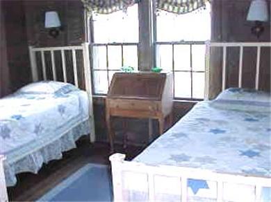 Chappaquiddick Martha's Vineyard vacation rental - 2nd Bedroom
