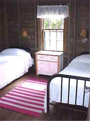 Chappaquiddick Martha's Vineyard vacation rental - 3rd bedroom