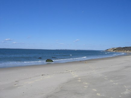 West Tisbury Martha's Vineyard vacation rental - Its a 10 minute drive to our beautiful town beach, Lambert's Cove