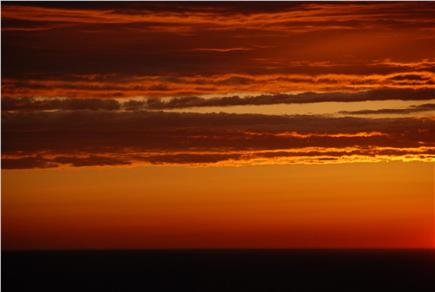 Chilmark Martha's Vineyard vacation rental - Glorious sunsets like no others.